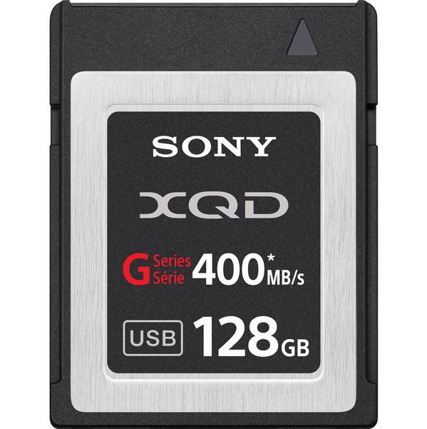 Tarjetas XQD SOny 128GB alquiler Bogotá.